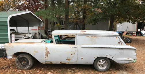 1958 Chevrolet Sedan, vintage Chevy cars for sale
