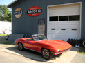 1967 Chevrolet Corvette Roadster, restored vintage Chevy car