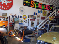 Vintage Chevy car parts & accessories, Chevy Supply of Assonet, Freetown MA USA