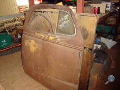 Classic Chevy car doors, antique Chevy auto doors, original Chevrolet replacement doors, classic Chevy doors and door accessories, vintage 1937-1972 Chevy car doors