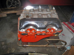 Vintage Chevy car engines, original Chevy 6-cylinder & V-8 auto engines, classic Chevy car engines, vintage Chevy restoration car engine parts, 1937-1972 Chevy car engines