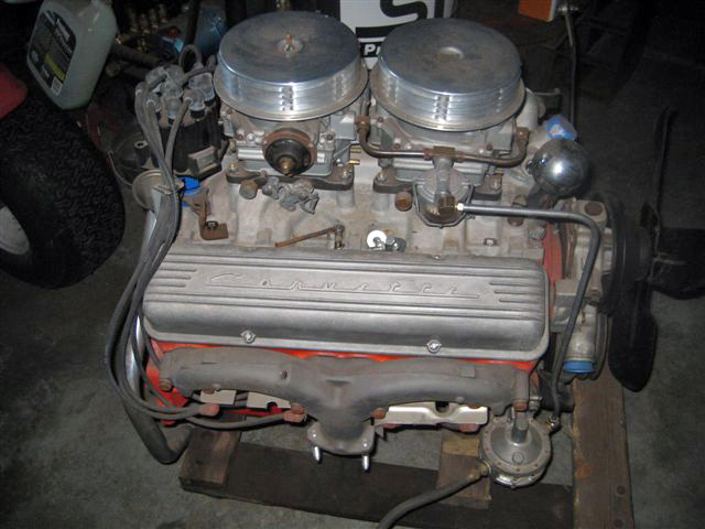 Vintage Chevy Car Engines Original Chevy 6 Cylinder V 8 Auto Engines