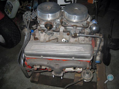 Vintage Chevy car engines, original Chevy 6-cylinder & V-8 auto engines, vintage Chevy restoration car engine parts, classic Chevy car engines, 1937-1972 Chevy car engines