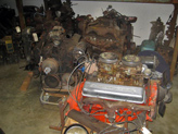 Vintage Chevy car engines, vintage Chevy restoration car engine parts, original Chevy 6-cylinder & V-8 auto engines, classic Chevy car engines, 1937-1972 Chevy car engines