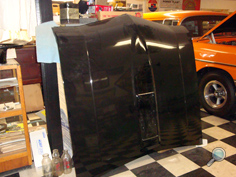 Vintage Chevy car hoods, authentic classic Chevy auto hoods, original antique Chevy car replacement hoods, classic Chevy car hood assembly
