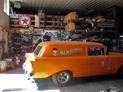 1956 Chevrolet Sedan Delivery, Chevy Pie Wagon, restored Chevy classic show cars
