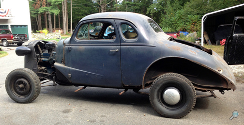 1938 Master Deluxe Sport Coupe (Rumble Seat), Vintage Chevrolet project cars, classic Chevy project cars, vintage Chevy car restoration projects, CSA Freetown MA USA, vintage Chevy auto projects
