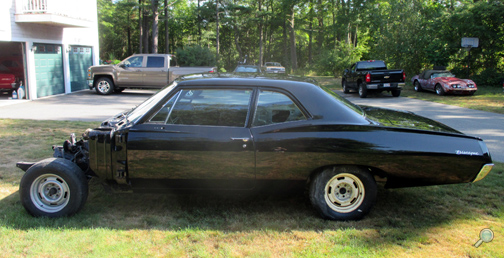 1967 Chevy Biscayne, Vintage Chevrolet project cars, classic Chevy project cars, vintage Chevy car restoration projects, CSA Freetown MA USA, vintage Chevy auto projects